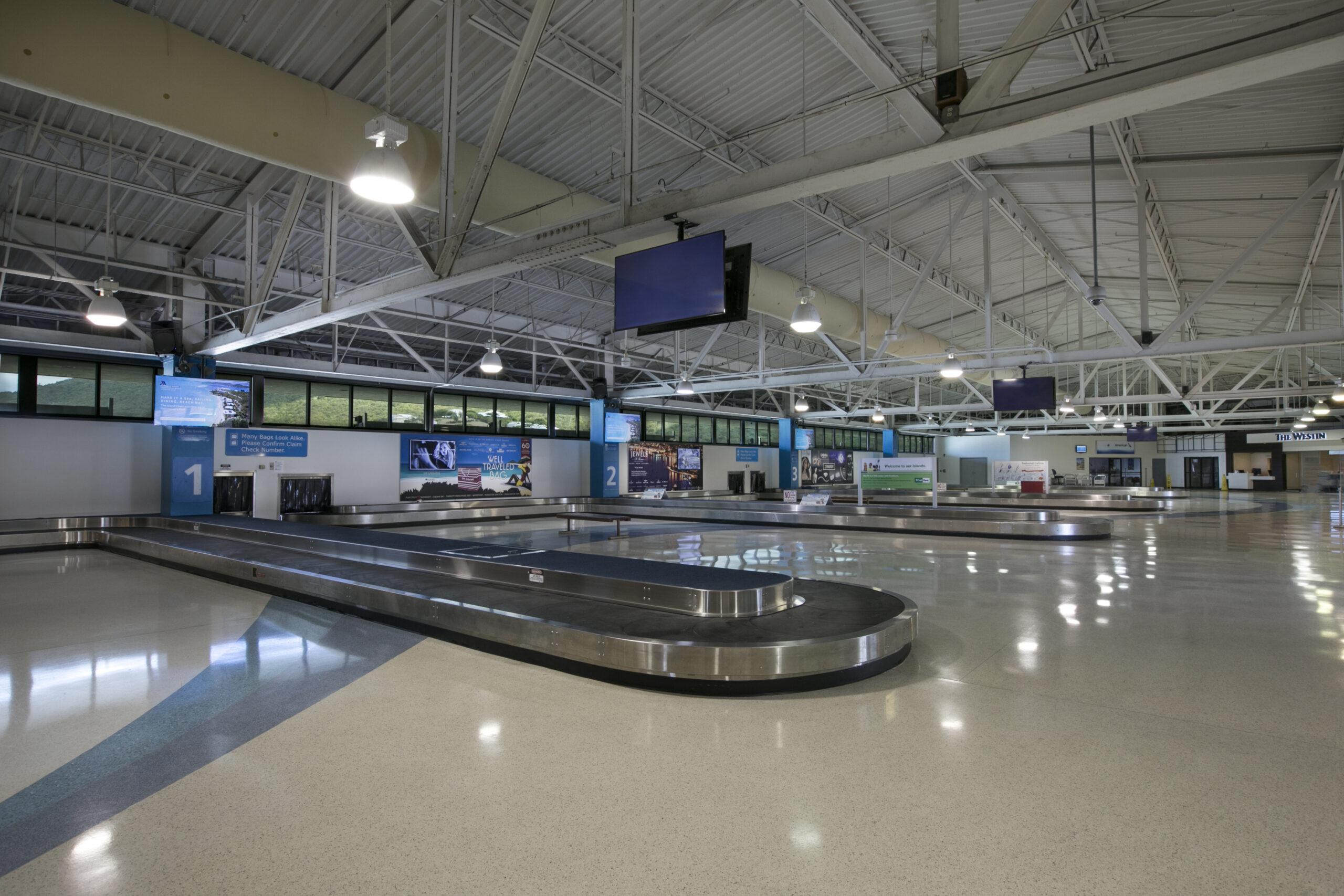 CEKA Baggage Claim