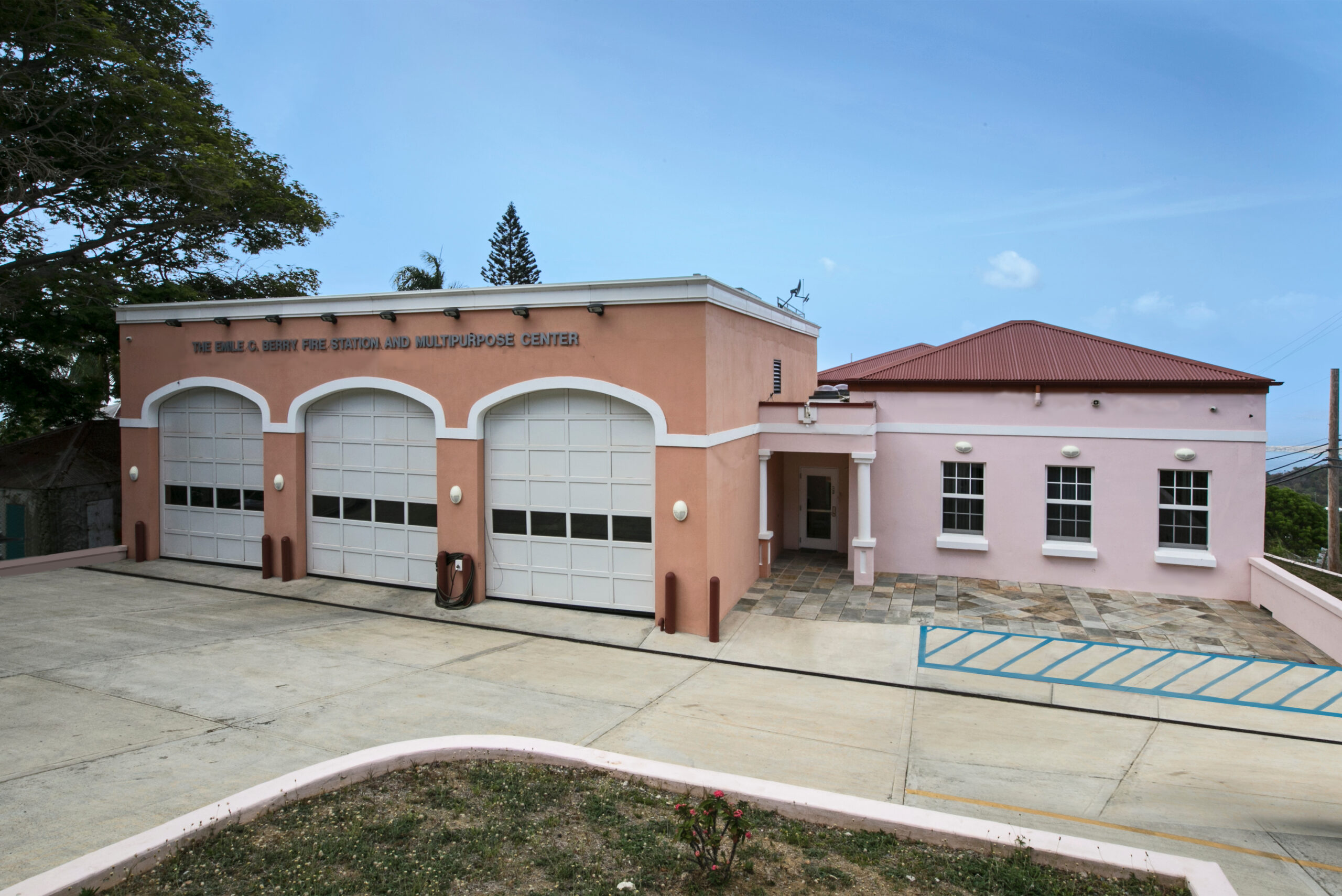 Emile C. Berry Fire Station and Multipurpose Center