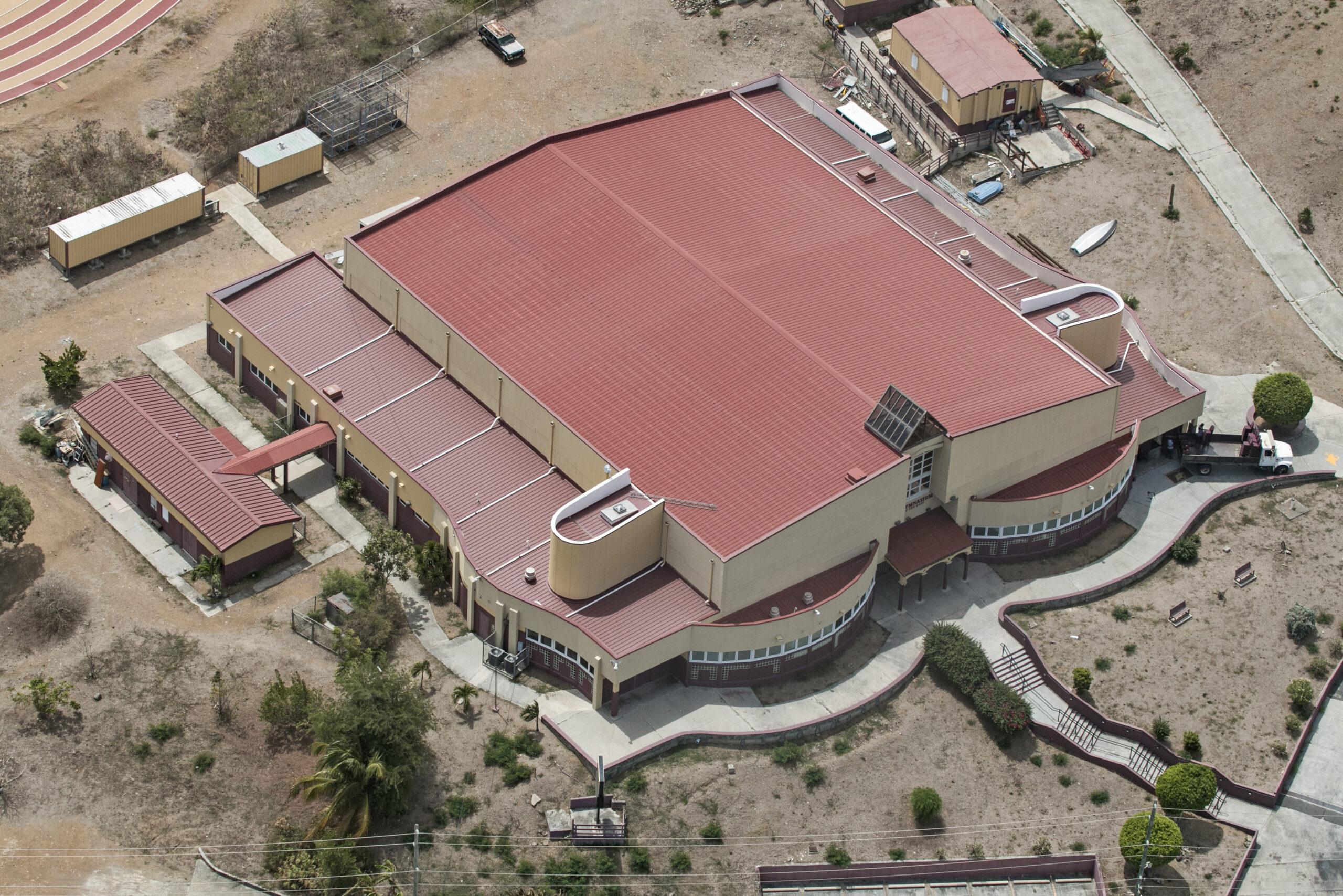 Ivanna Eudora Kean High School Gymnasium
